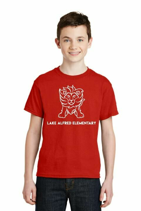 LAE Youth Logo Tee