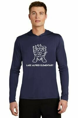 Competitor Lightweight Hooded Pullover
