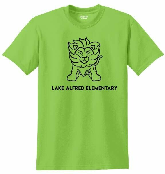 LAE Adult Field Trip Tee