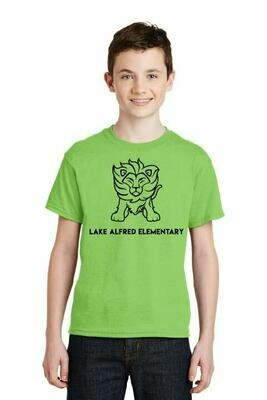 LAE Youth Field Trip Tee