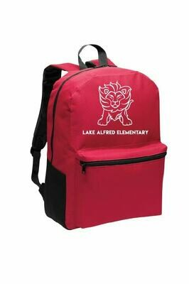 Lake Alfred Value Backpack