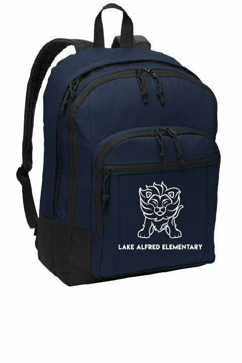 Lake Alfred Basic Backpack