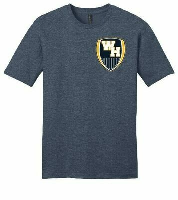 District Threads Very Important Tee - Crest