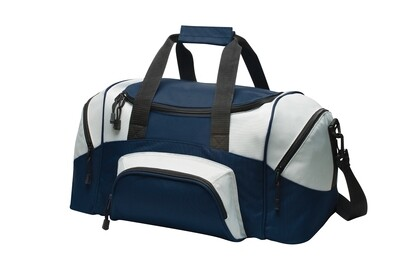 Port Authority Small Colorblock Duffel