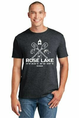 Rose Lake Softstyle Tee