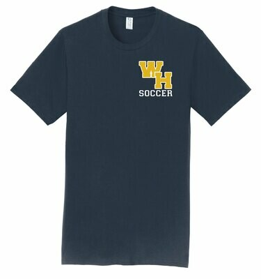 Port & Company Fan Favorite Tee -  WH Soccer