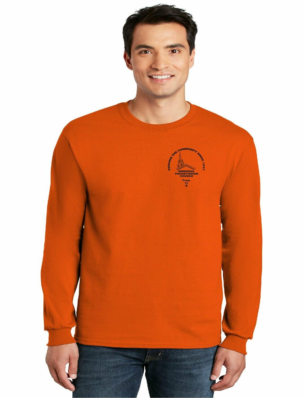 Gildan - Ultra Cotton Long Sleeve 100% T-Shirt