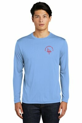 Sport Tek Moisture Management Tee Long Sleeve