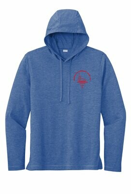 Sport Tek Performance Lightweight Hooded Pullover