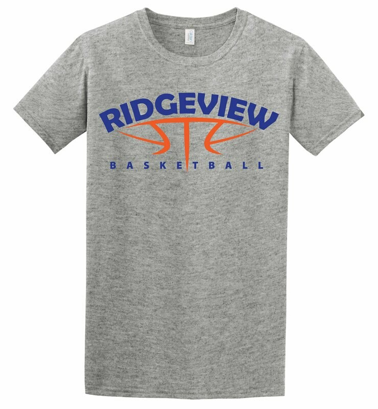 Basketball Softstyle Tee - 2 Color