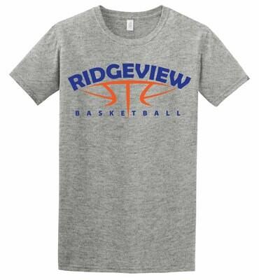 Basketball Softstyle Tee - 2 Color