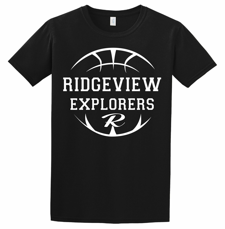 Explorers Basketball Tee