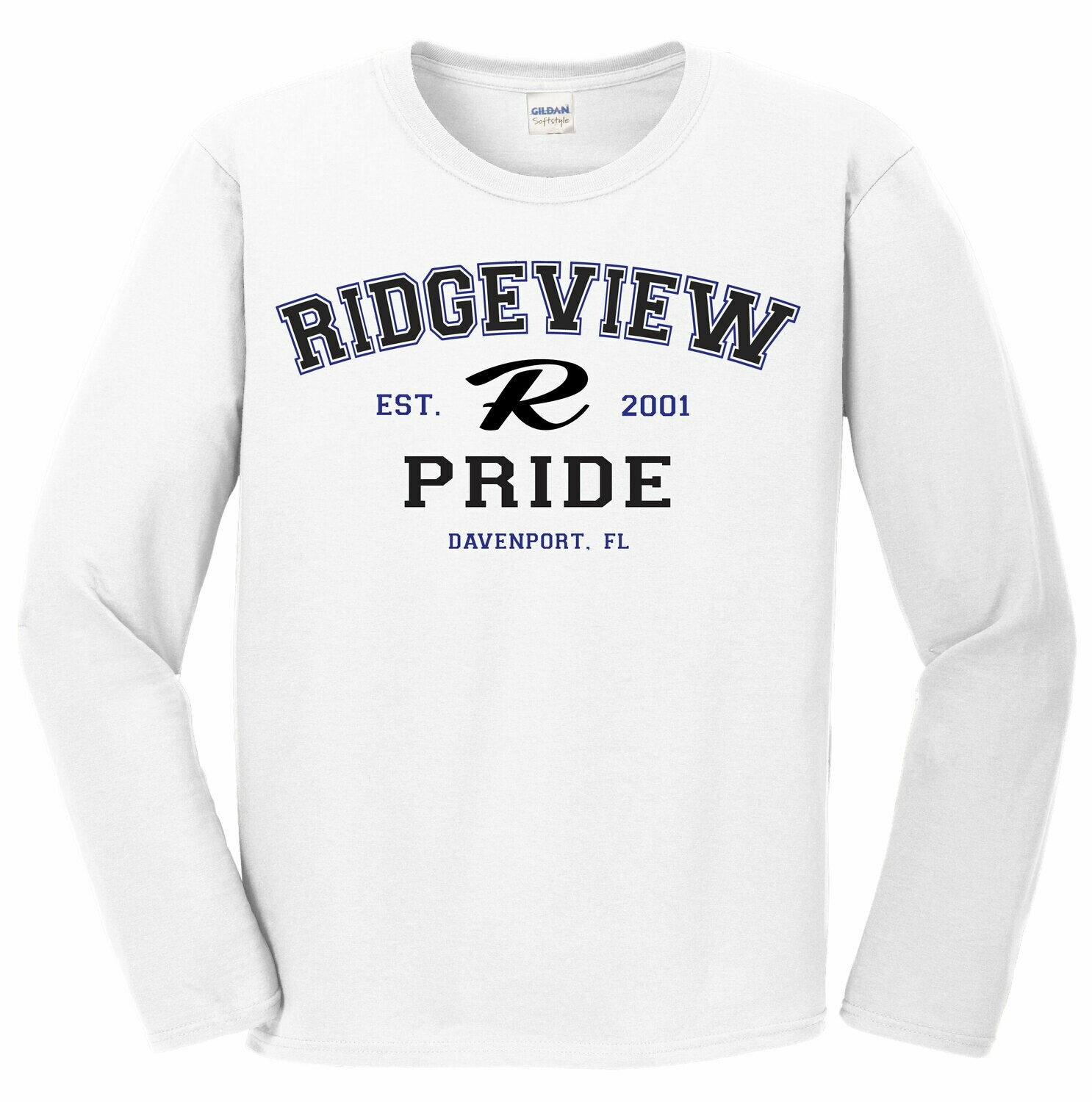 Pride Long Sleeve Softstyle Tee