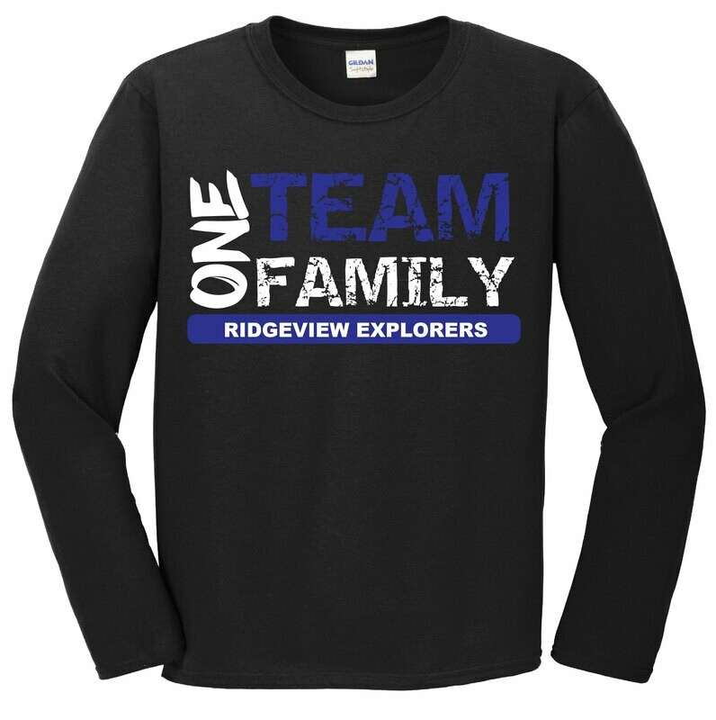 One Team Long Sleeve Softstyle Tee