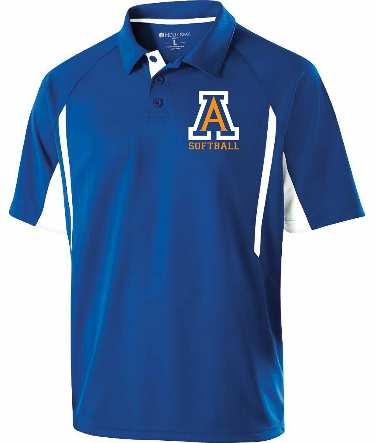 Avenger Mens Polo