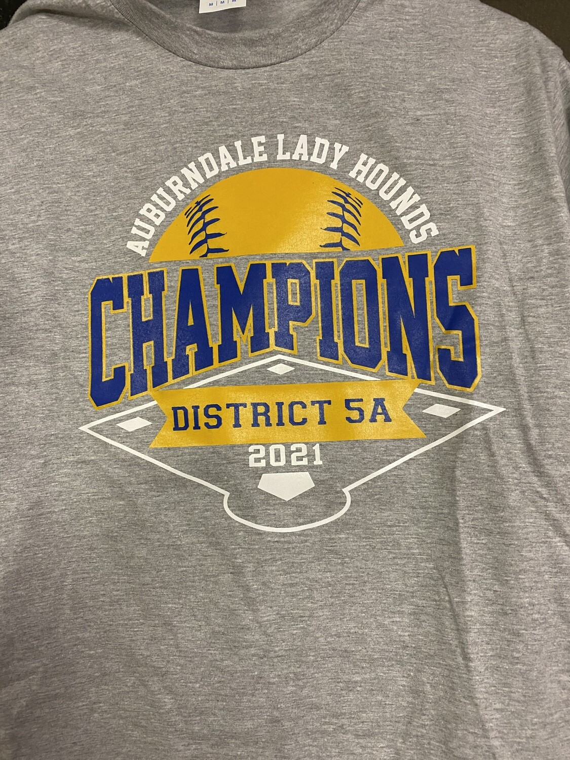 District Champion Tee