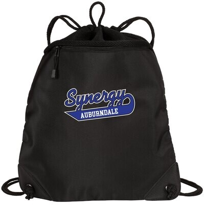 Port Authority® - Cinch Pack with Mesh Trim