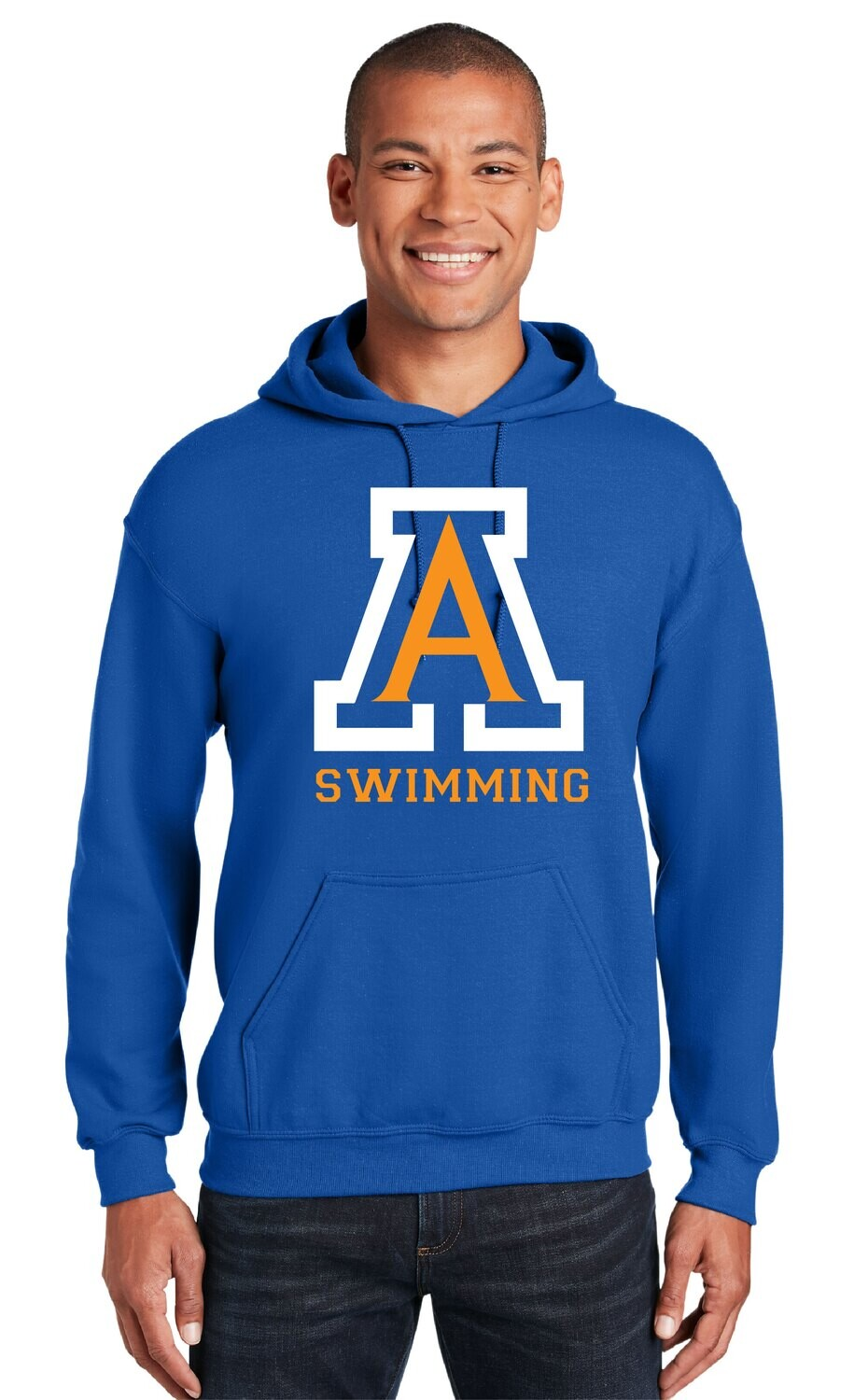 A Swimming Hoodie
