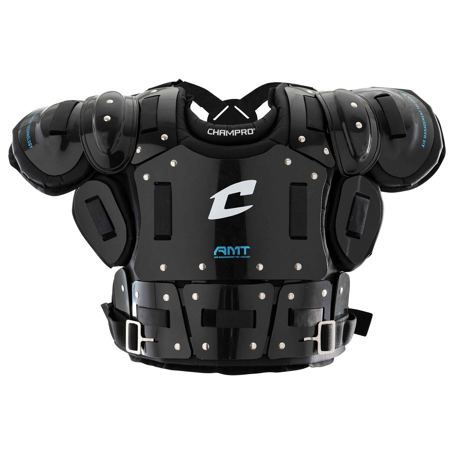 AIR MANAGEMENT PLATED UMPIRE CHEST PROTECTOR