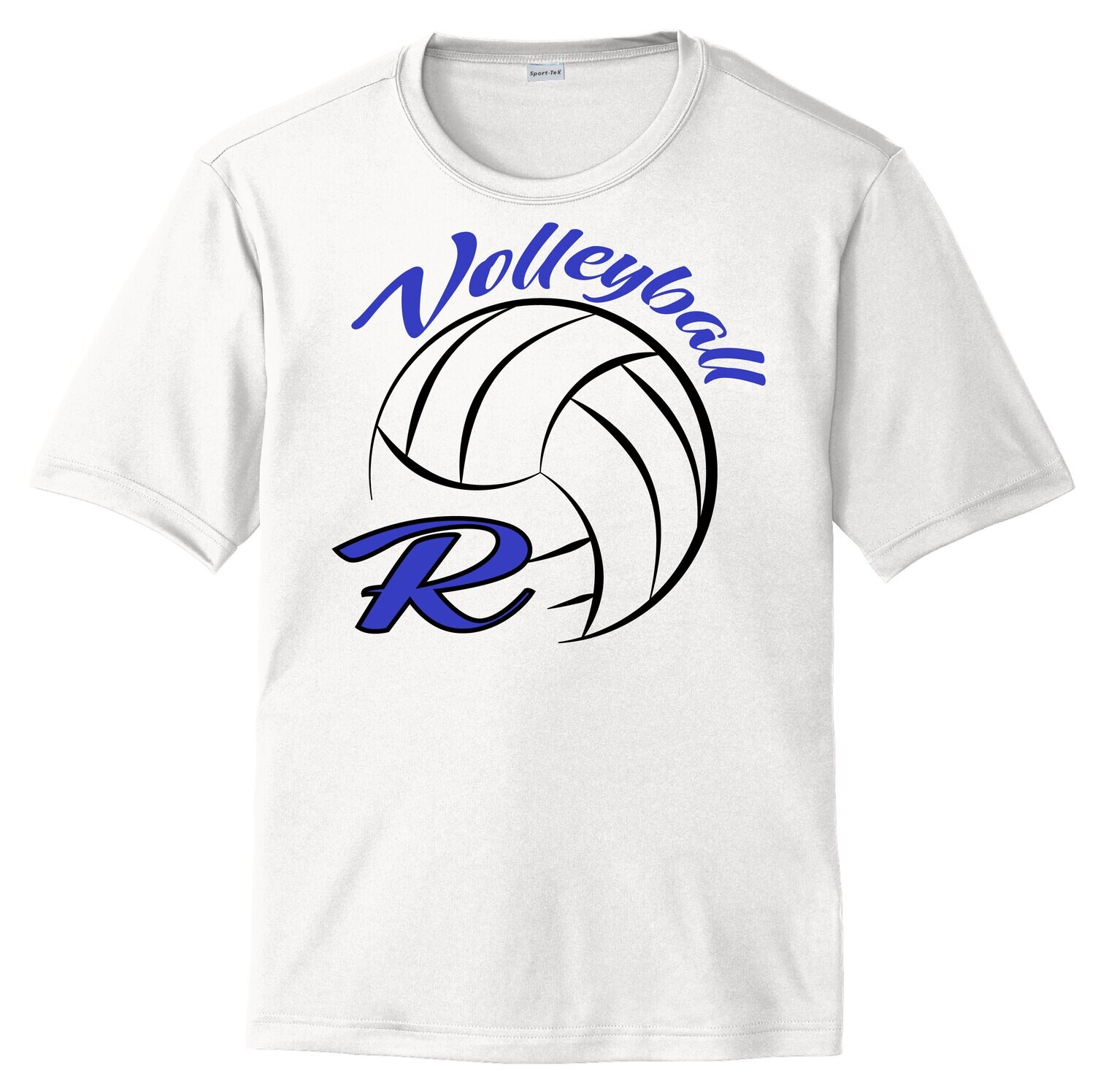 Sport-Tek® PosiCharge® Competitor™ Tee - R-Volley Logo