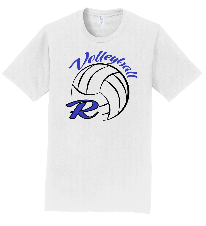 Port & Company Fan Favorite Tee - R-Volley