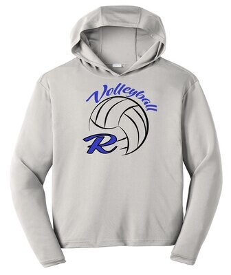 Sport-Tek ® PosiCharge ® Competitor ™ Hooded Pullover R-Volley Logo