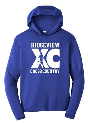 Sport-Tek ® PosiCharge ® Competitor ™ Hooded Pullover - XC Logo