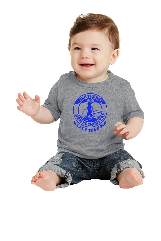 Port & Company® Infant Core Cotton Tee