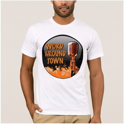 Word Around Town T-shirt