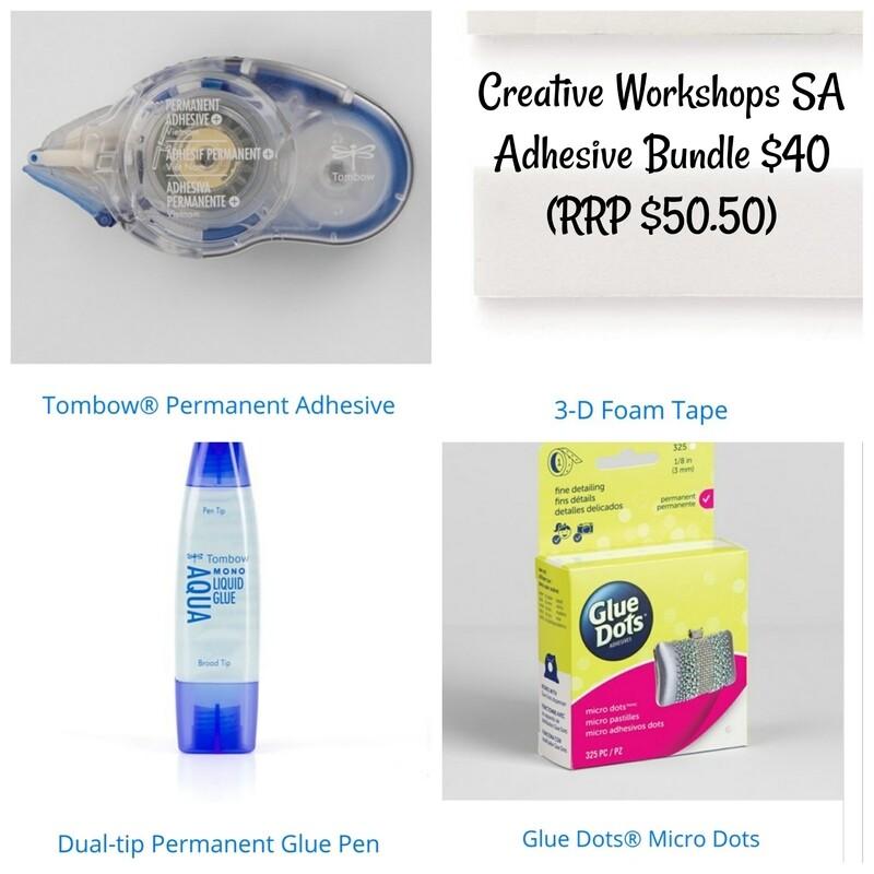 Adhesive Bundle - Creative Workshops SA
