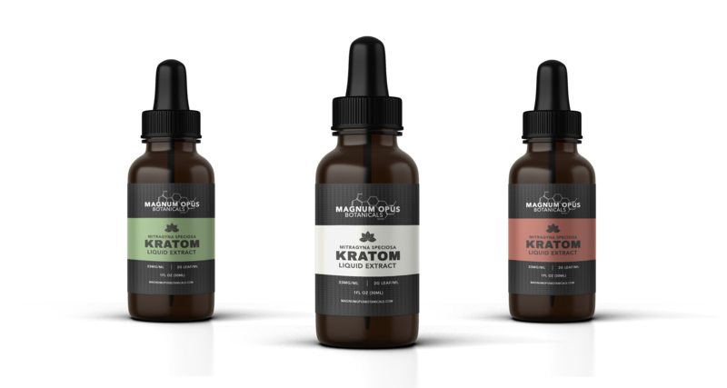 Liquid Kratom Extract