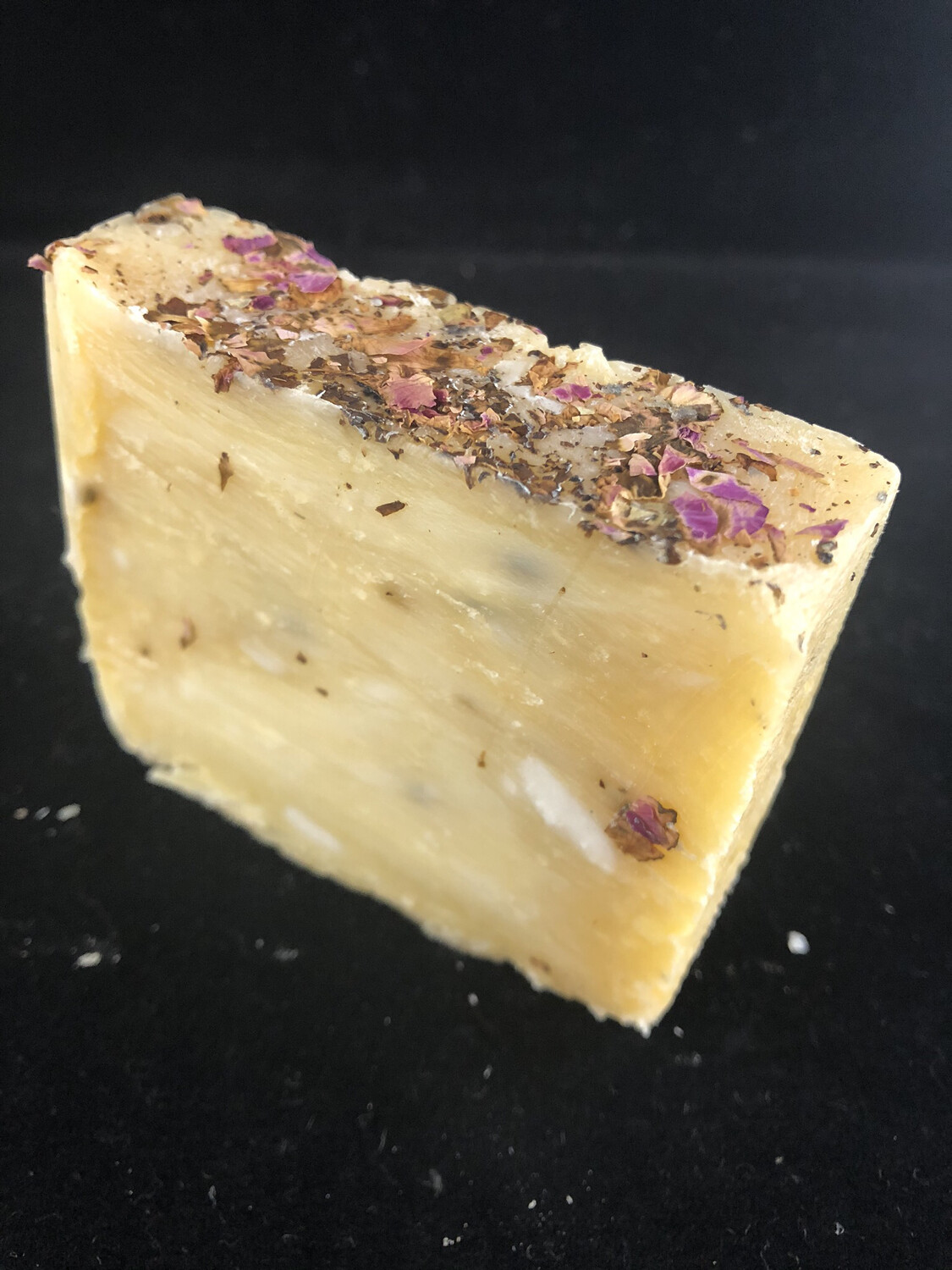 Natural Handmade Artisan Soap - Rosebud and Apple Blossom
