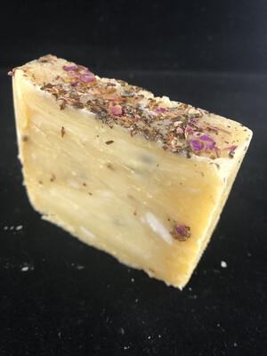 Natural Handmade Artisan Soap - Rosebud and Apple Blossom