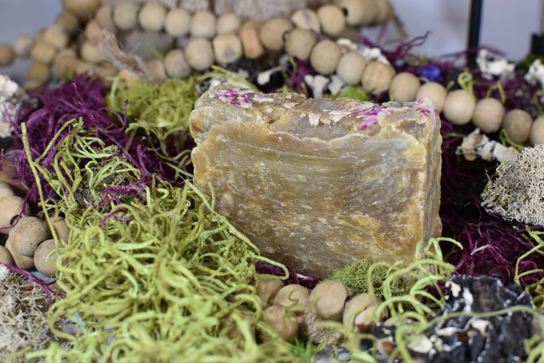 Natural Handmade Artisan Soap - Vanilla Chamomile