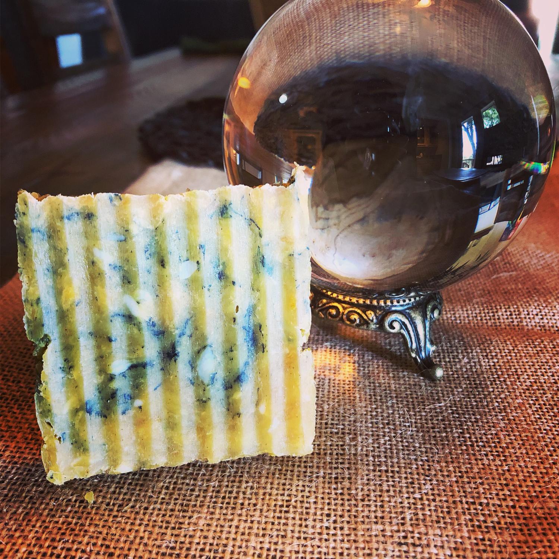 Natural Handmade Artisan Soap - Turmeric Charcoal