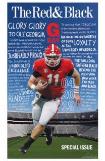 G-Day 2019 Special Issue Front-Page Poster