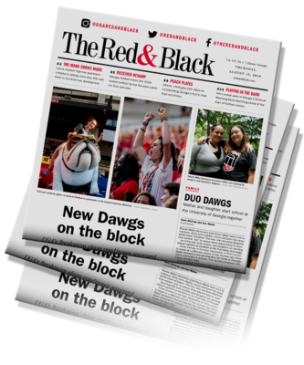 August 15, 2019 Edition of The Red & Black