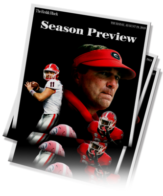 August 29, 2019 Edition of The Red & Black