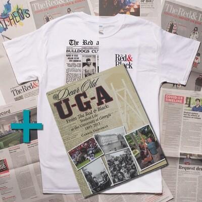 Dear Old U-G-A with FREE T-shirt