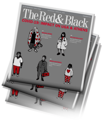 April 23rd Edition of The Red & Black