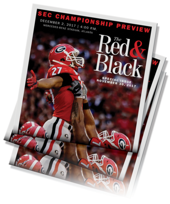 Nov. 30, 2017 Issue of The Red & Black