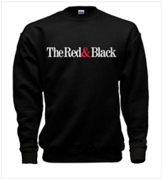 Red & Black Sweatshirt (Black)