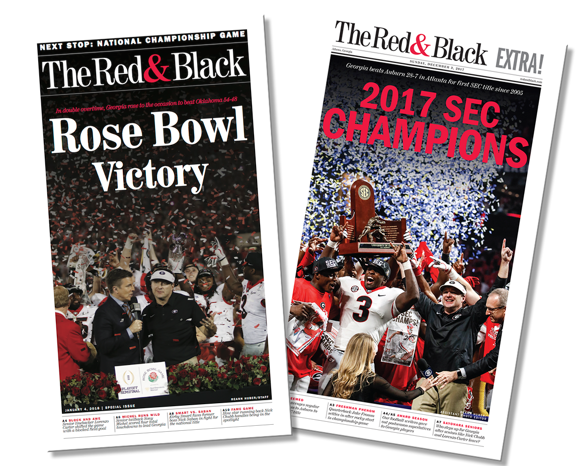SEC Championship and Rose Bowl Poster Bundle | small