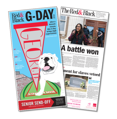 April 19, 2018 Edition of The Red & Black