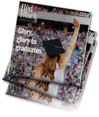 May 5, 2018 Graduation Edition of The Red & Black