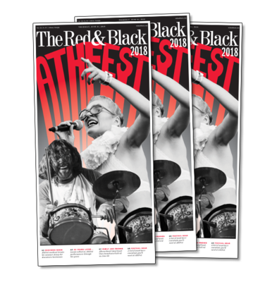 June 21, 2018 Edition of The Red & Black (AthFest)