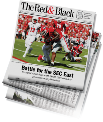 Sept. 6, 2018 Edition of The Red & Black