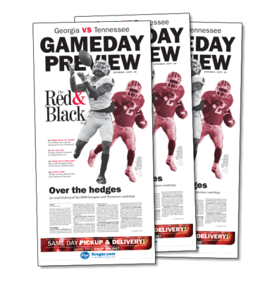 Sept. 27th, 2018 Edition of The Red & Black
