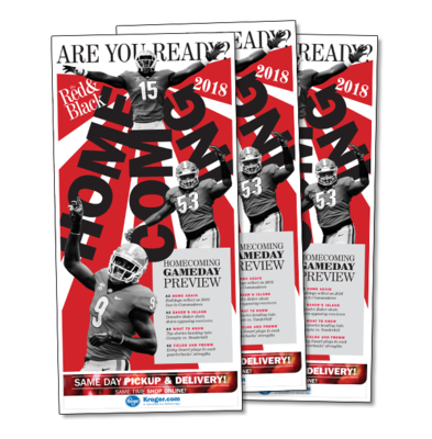 Oct. 4, 2018 Edition of The Red & Black