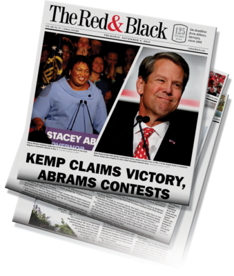 Nov. 8, 2018 Edition of The Red & Black